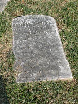 Abraham Anthony