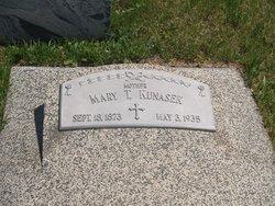 Mrs Mary T. Kunasek