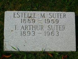 Estelle M <i>Morgenthaler</i> Suter