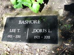 Doris Marjorie <i>Lee</i> Bashore