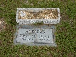 George P Andrews, Sr