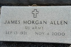 James Morgan Allen