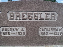 Andrew Jackson Bressler