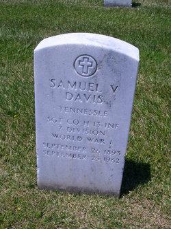 Samuel V Davis