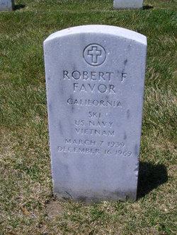 Robert F. Favor