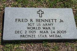 Fred R Bennett, Jr