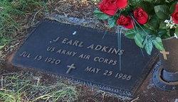 J Earl Adkins