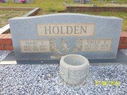 Isaac Thaniel Holden