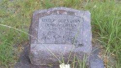 Dora Ann <i>Domon</i> Green