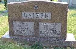 Rosalie <i>Bush</i> Baizen