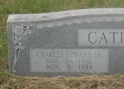 Charles Edward Cating, Sr