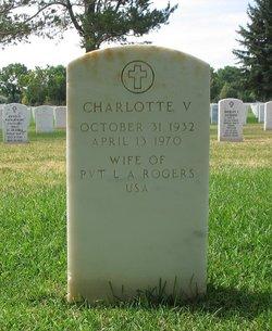 Charlotte V Rogers