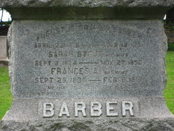 Augustus Craven Barber