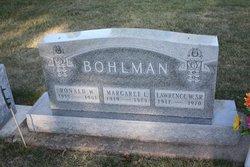 Margaret Louise <i>Faith</i> Bohlman