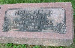 Mary Ellen <i>Pendleton</i> Brown