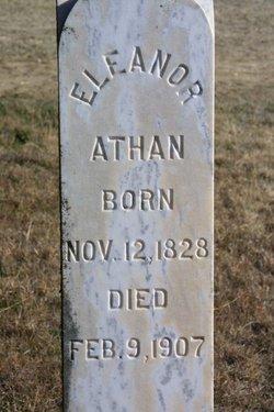 Eleanor/Ellen <i>Marsh</i> Athen