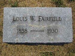 Louis William Fairfield