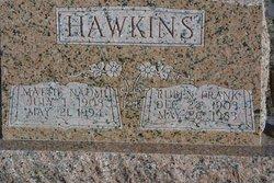 Mattie Naomi <i>Brown</i> Hawkins