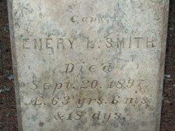 Capt Emery L Smith
