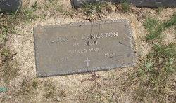 Odus Langston