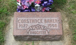 Constance Connie <i>Baack</i> Baker