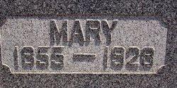 Mary <i>Bente</i> Wistrick
