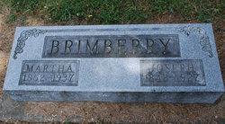 Martha <i>Callison</i> Brimberry