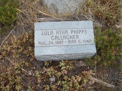 Lula Altha <i>Phipps</i> Gallagher