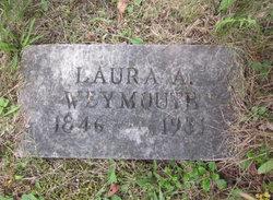 Laura A. <i>Brooks</i> Weymouth