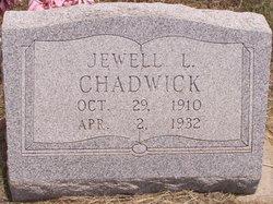 Jewell Leona <i>Earp</i> Chadwick