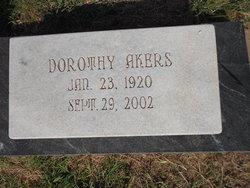 Dorothy Bell <i>Beaty</i> Akers
