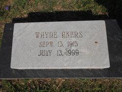 Russell Wayne Akers