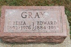 Eliza Ann <i>Lindsey</i> Gray