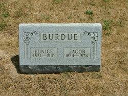 Eunice <i>Milliman</i> Burdue