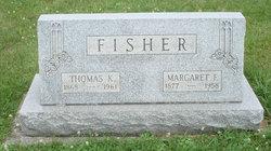 Margaret E Fisher