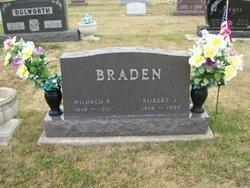 Mildred Pauline <i>Ray</i> Braden