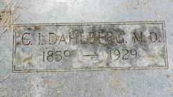 Dr Charles Isaac Dahlberg