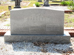 Fannie Mae <i>Hardin</i> Barrett