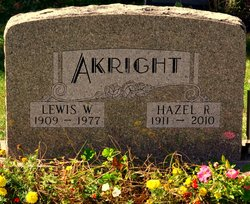 Lewis Winfield Akright