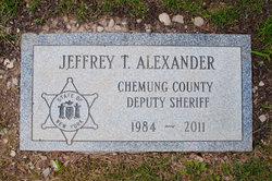 Jeffrey T Alexander