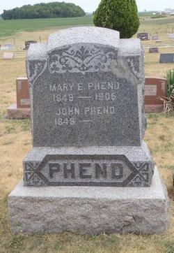 Mary E. Phend