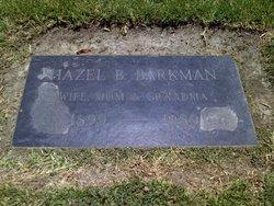 Hazel Beulah <i>Hartbauer</i> Barkman