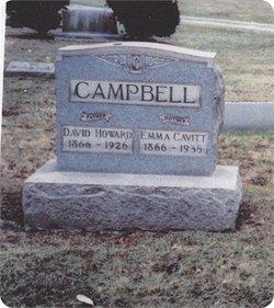 Emma <i>Cavitt</i> Campbell