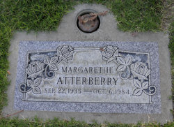 Margarethe Greta Atterberry
