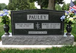 Robert F. Bob Pauley