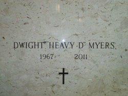 Dwight Arrington Heavy D Myers