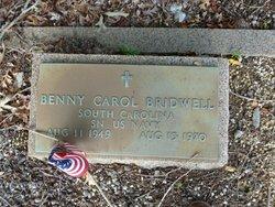 Benny Carol Bridwell