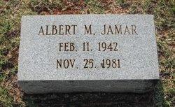 Albert M Jamar