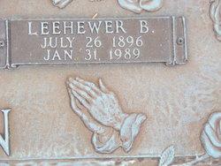 Leehewer B. Austin