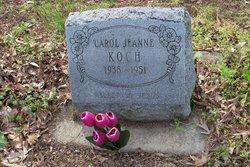 Carol Jeanne Koch